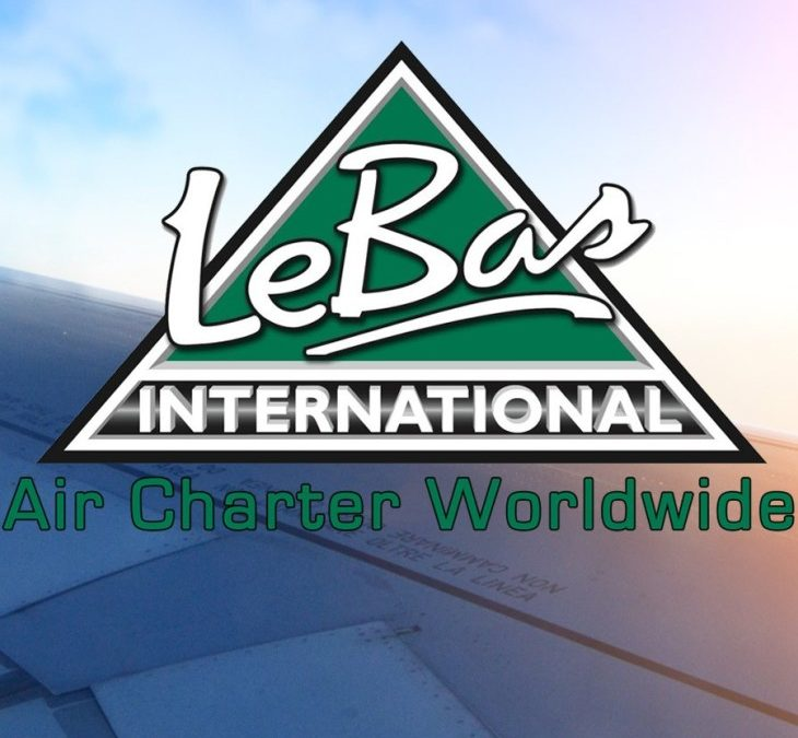 Le Bas International Celebrates 28 Years of Air Charter Service!