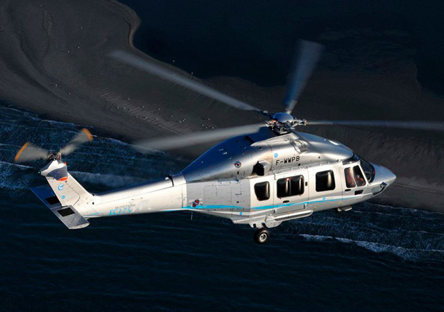 Book this H175 for private charter