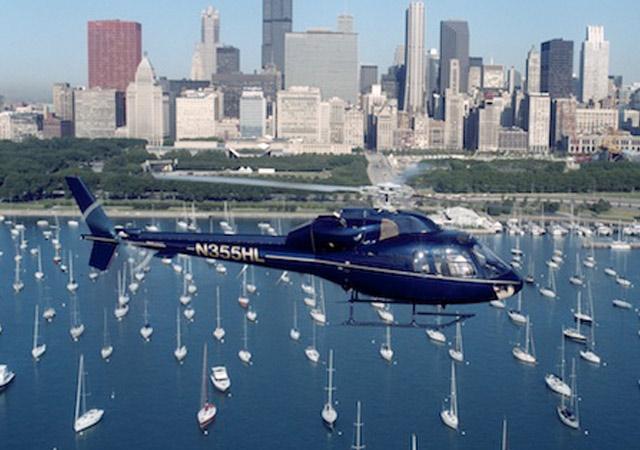 Eurocopter AS355 exterior