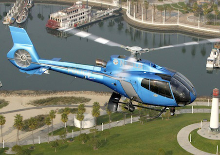 Eurocopter EC130 for private charter