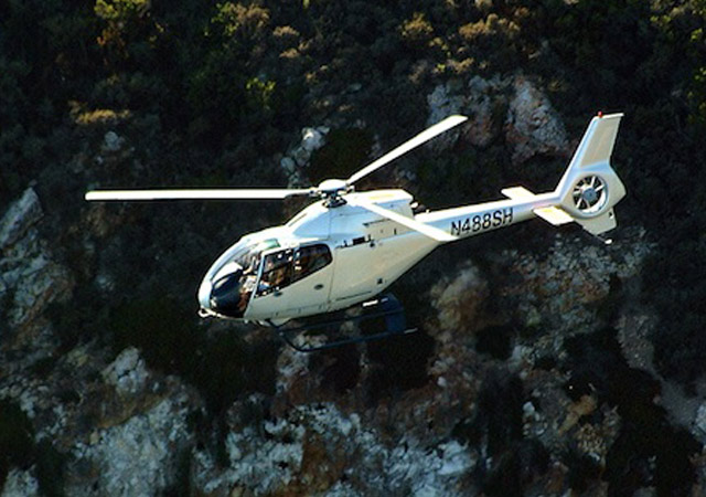 Rent this Eurocopter for charter