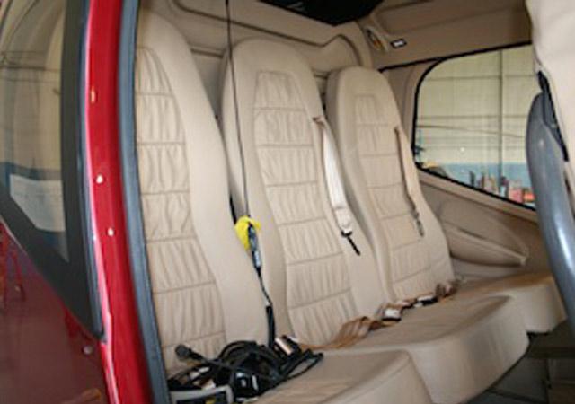 EC120 Interior