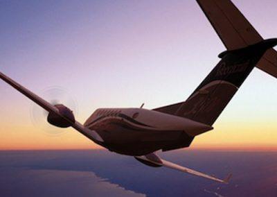 Textron Beechcraft Kingair 350