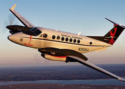 Textron Beechcraft Kingair 350i