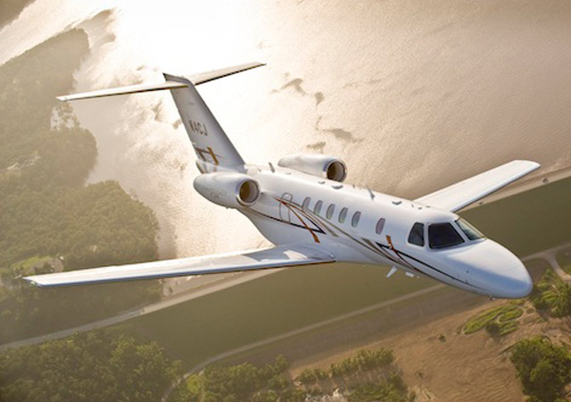 Book a Citation 4