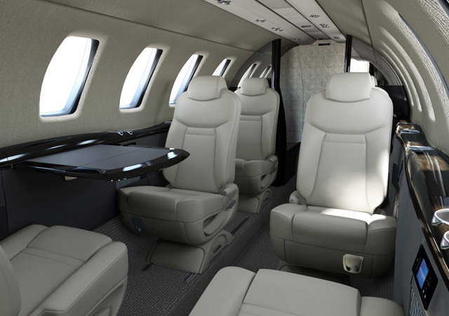 Citation 4 best light jet