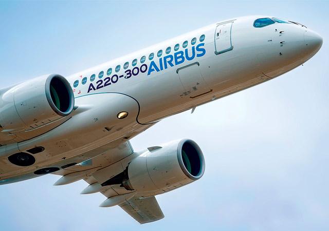 Airbus 220