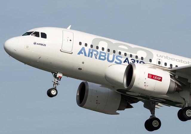 Airbus 319