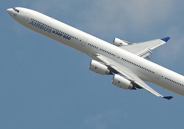 Airbus 340-600