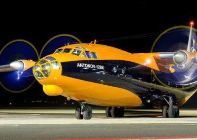 Antonov 12BK Cargo