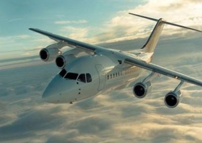 BAe 146 RJ-100 (Executive Specialty)
