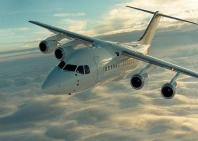 BAe 146 RJ-100 (Standard)