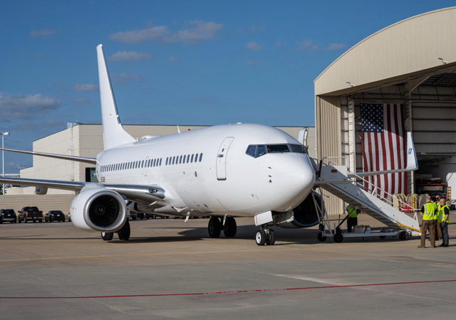 Boeing 737-700BBJ Specialty