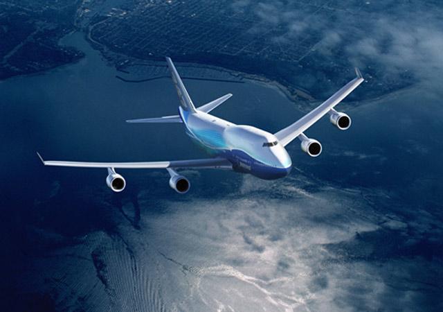 Boeing 747 Freighter