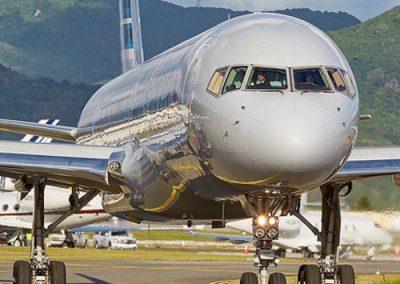 Boeing 757 Freighter