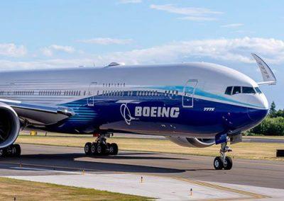 Boeing 777X – 8 & 9