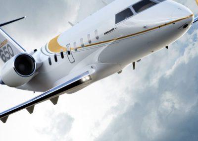 Bombardier 650
