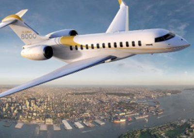 Bombardier 8000