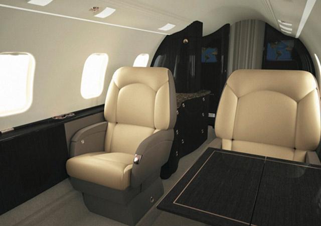 Bombardier Learjet 60 private jet