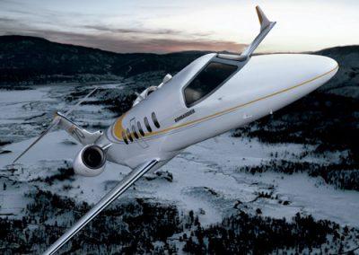 Bombardier Learjet 70/75