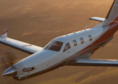 Daher Airplane TBM 900 Cargo