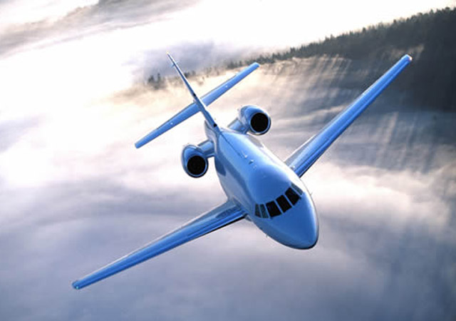 Book private charter on Falcon 2000