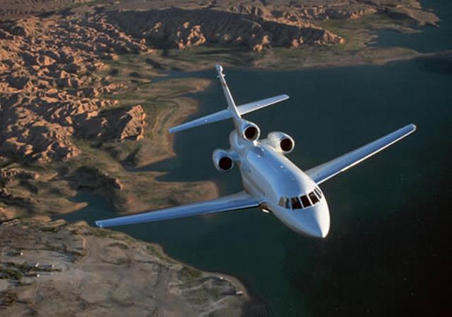 Falcon 900EX