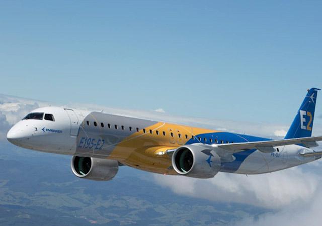 Embraer 195E2