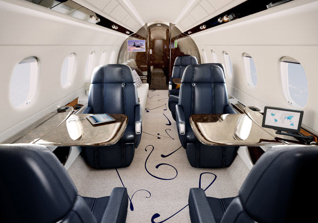 Legacy 500 charter price