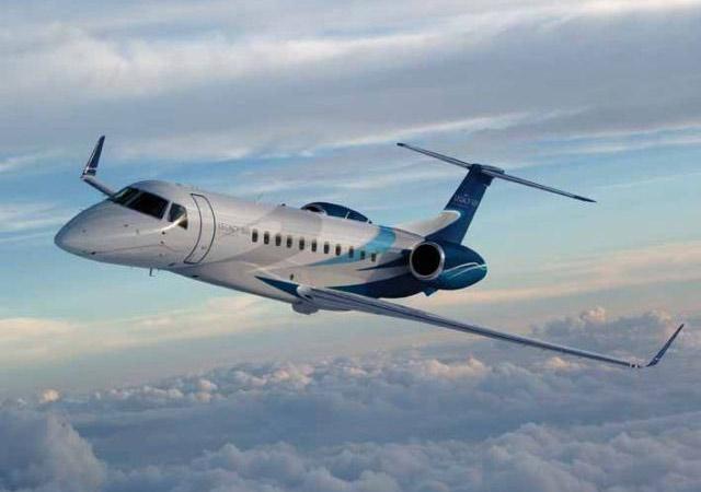 Legacy jet price