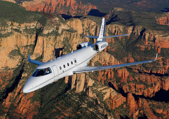 Best business jet G150