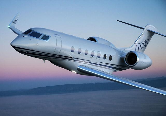 Gulfstream 600
