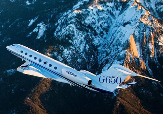New Gulfstream 650