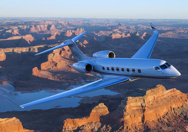 Gulfstream 650ER