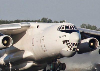 Ilyushin 76TD Cargo