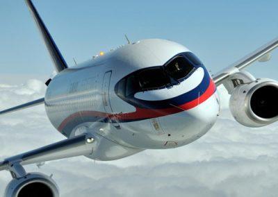 Sukhoi SSJ100 Commercial