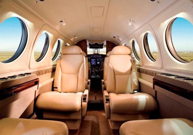Textron Beechcraft King Air 200