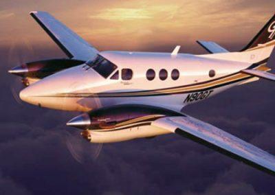 Textron Beechcraft King Air 90