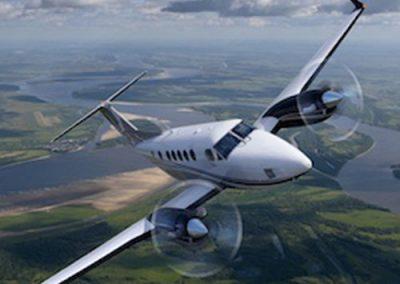 Textron Beechcraft Kingair 250