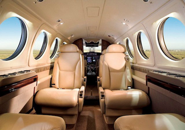 Textron Beechcraft Kingair 250