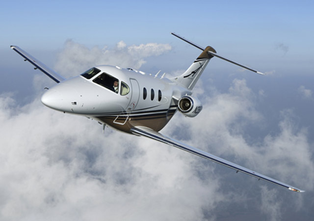 Private turbo prop planes for charter