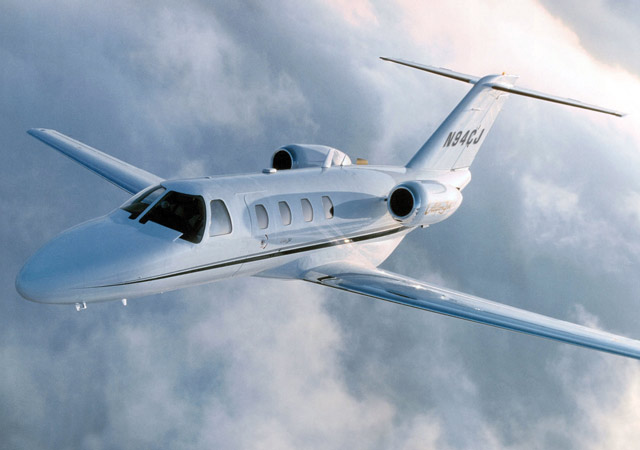 Fly private citation 1 jet