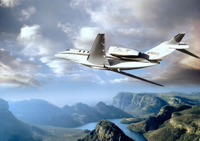 Citation X book midsize jets