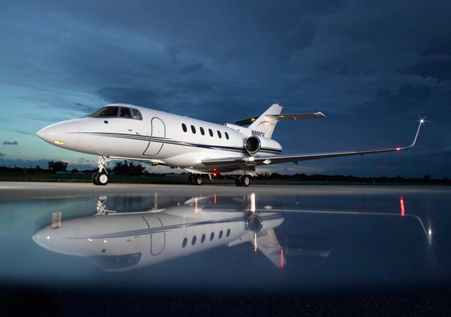 Textron Hawker 800XP