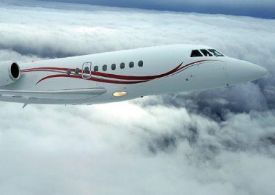 Dassault Falcon 2000 LXS