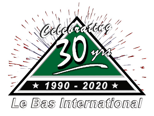 LeBas International 30 years