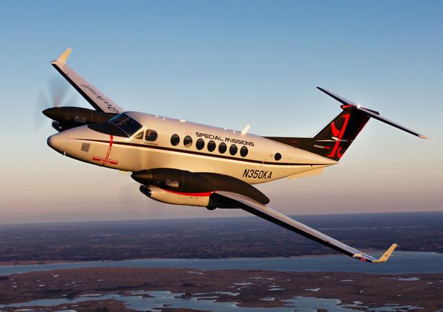 King Air 350 ER