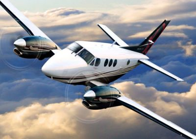 Textron Beechcraft KingAir C90GTx