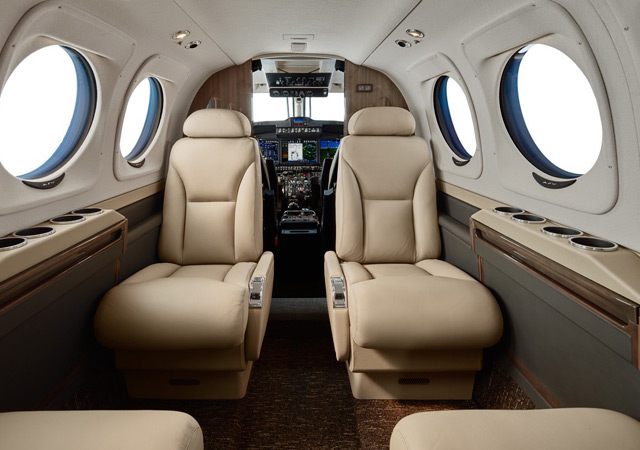 King Air C90GTX private jet cost