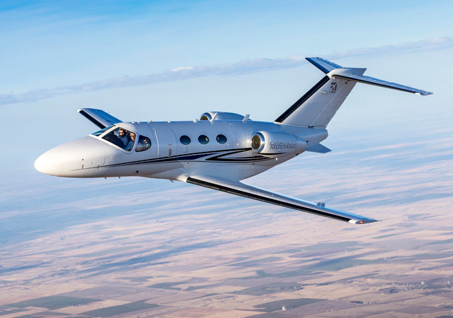 Fastest private light jet